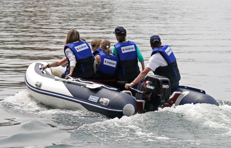 Vladivostok Boat Show 2009